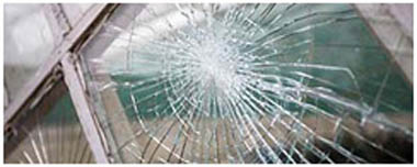 Chadderton Smashed Glass